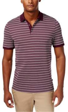 Michael Kors Textured Rugby Polo Shirt