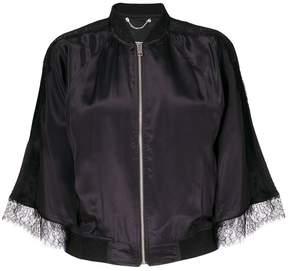 Diesel sheer fitted jacket