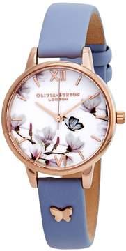 Olivia Burton Pretty Blossom White Dial Ladies Watch