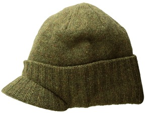 Coal The Rowan Brim Knit Hats