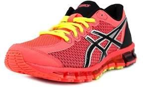 Asics Gel-quantum 360 Cm Gs Round Toe Synthetic Running Shoe.