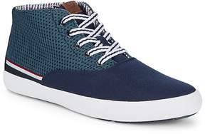 Ben Sherman Men's Percy Knit Hi-Top Sneakers
