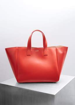 Jil Sander Medium Edge Shopper