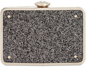 Inc International Concepts Black Glitter Clutch, Only at Macy's