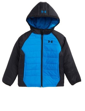 Under Armour Toddler Boy's Werewolf Water Resistant Coldgear Hooded Puffer Jacket