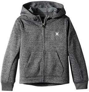 Hurley One and Only Therma Fit Zip Hoodie Boy's Sweatshirt