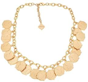 Fornash Calypso Coin Necklace