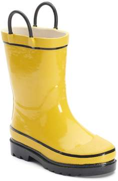 Western Chief Firechief 2 Toddler Boys' Waterproof Rain Boots
