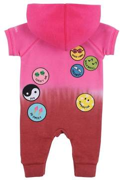 Butter Shoes Super Soft Romper (Baby Girls 12-24M)