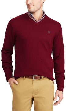 Chaps Men's Classic-Fit V-neck Sweater