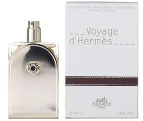 Hermes Voyage d'Hermes Eau de Toilette Refillable Women's Perfume