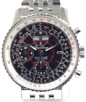 Breitling Navitimer A21330 Stainless Steel Automatic 41mm Mens Watch