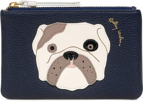Radley London Bulldog Zip-Top Coin Wallet in support of the Aspca