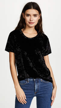 Feel The Piece Arielle Velvet Top