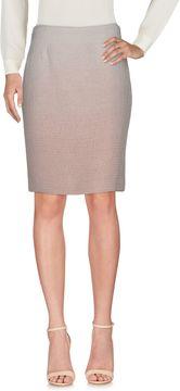 Cividini Knee length skirts