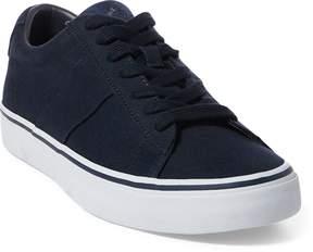 Ralph Lauren Sayer Canvas Low-Top Sneaker