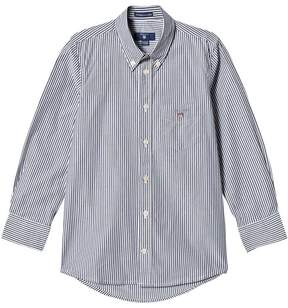 Gant Persian Blue Banker Stripe Shirt