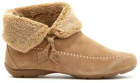 Sporto Janie Water-Repellant Suede Bootie