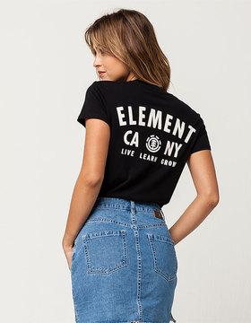 Element Lock Womens Pocket Tee