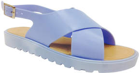 Bamboo Blue Putter Sandal - Women