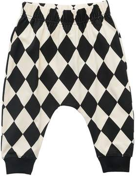 Rock Your Baby Harlequin Slouch Pants