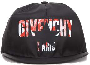 Givenchy Logo Print Cap