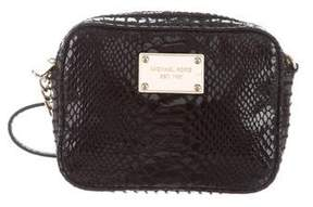 MICHAEL Michael Kors Embossed Crossbody Bag