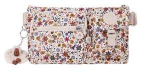 Kipling Presto Printed Convertible Belt Bag - MULTI COLORED - STYLE