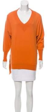 Aviu Cashmere Colorblock Sweater