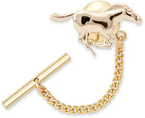 Asstd National Brand Mustang Gold-Plated Tie Tack
