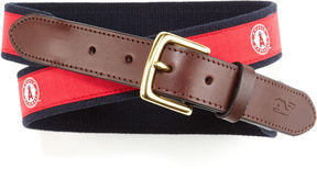 Vineyard Vines Los Angeles Angels of Anaheim Canvas Club Belt