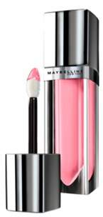 Maybelline Sensational Color Elixir Lip Lacquer Lip Gloss, 100, Petal Plush.