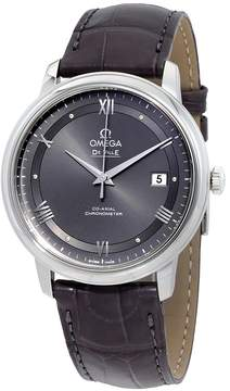 Omega De Ville Automatic Grey Dial Men's Watch
