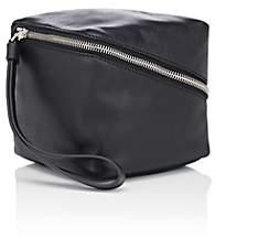 Proenza Schouler Women's Cube Mini Leather Clutch - Black