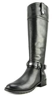 INC International Concepts Womens Fabbaa Wc Wide Calf Closed Toe Leather Fash....