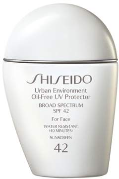Shiseido 'Urban Environment' Oil-Free Uv Protector Broad Spectrum Spf 42