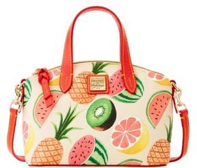 Dooney & Bourke Ambrosia Ruby Bag Top Handle Bag - BEIGE - STYLE