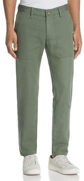 Eleven Paris Double Regular Fit Military Chino - GQ60, 100% Exclusive