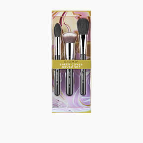 Sigma Beauty Sheer Cover Brush Set