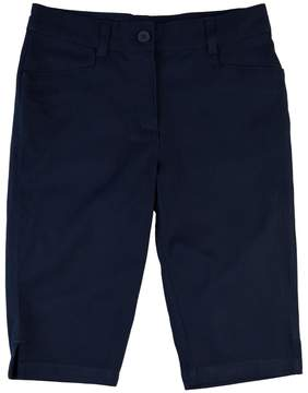 Chaps Girls 7-16 Twill School Uniform Skimmer Pants