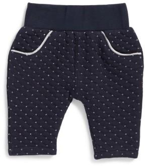 Robeez Infant Girl's Robeeze Quilted Pants