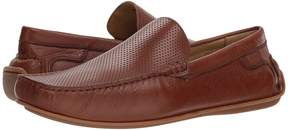Matteo Massimo Perf Driver Men's Slip on Shoes