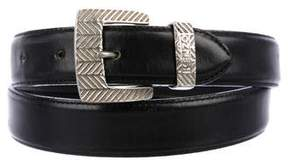 Kenzo Leather Belt