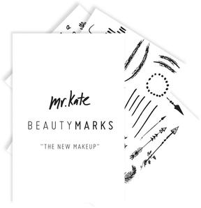 BeautyMarks The New Makeup - Black