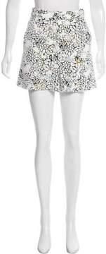 Chanel 2015 Mini Shorts