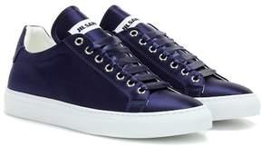 Jil Sander Satin sneakers