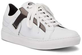 Versace Collection Leather Sneaker