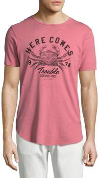Kinetix Men's Here Comes Trouble Tee