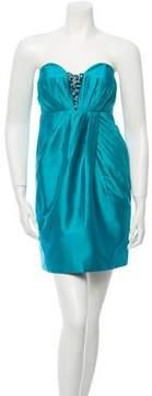 Andrew Gn Silk Dress