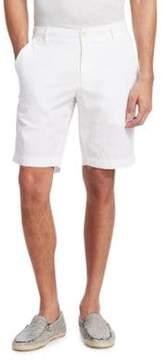 Saks Fifth Avenue COLLECTION Seersucker Drawstring Shorts